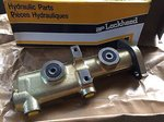 Lockheed master cylinder 6a on